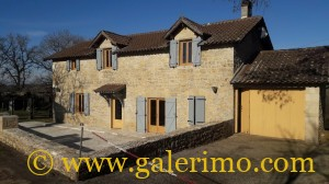 tarn et garonne maison for rent PARISOT, Maison T4