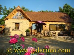 tarn et garonne maison for sale Enclos boisé 3 HA