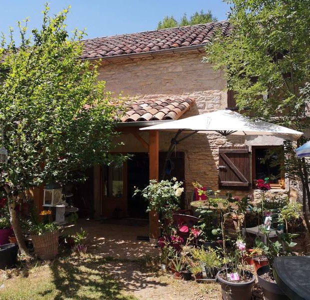 maison for rent Caylus, Maison T4