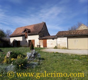 tarn et garonne maison for rent PUYLAGARDE, Maison T4