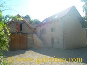 tarn et garonne maison for rent PARISOT, MAISON T4
